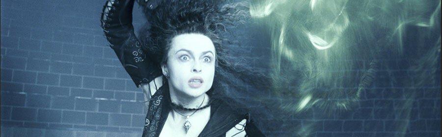 La Varita de Bellatrix Lastrange