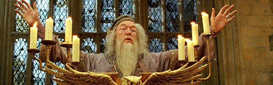 La Varita de Dumbledore