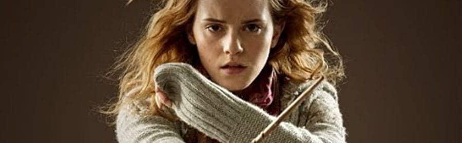 La varita de Hermione Granger
