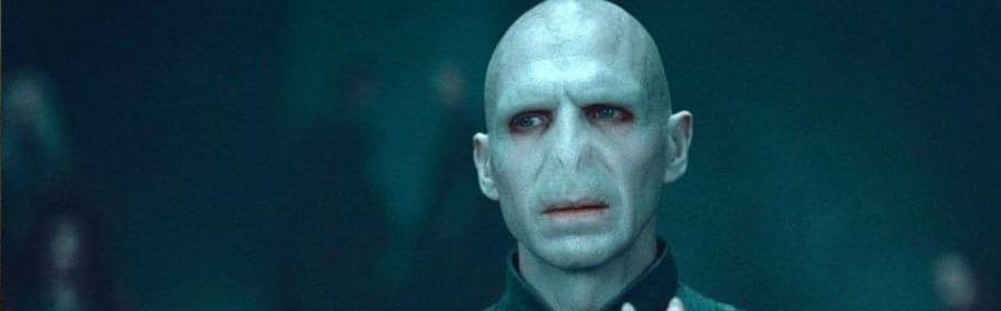 La varita de Voldemort