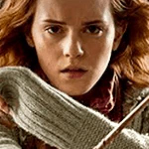 varita hermione