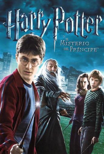 Resultado de imagen de harry potter y el misterio del príncipe