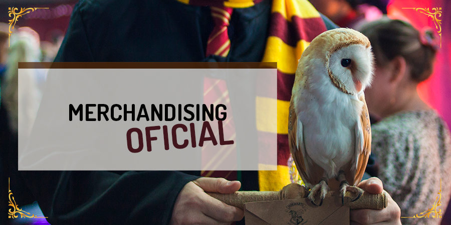 merchandising harry potter
